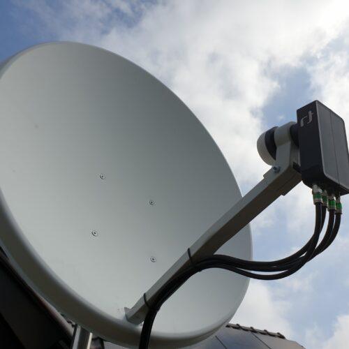 Montaż i strojenie anteny satelitarnej