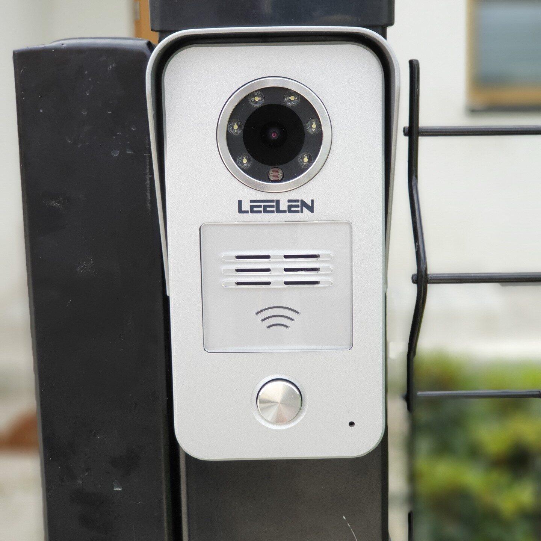 Realizacja FPI - Montaż wideodomofonu Leelen