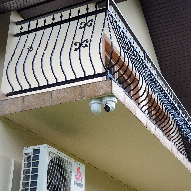 Realizacje FPI - Montaż monitoringu wizyjnego w domu